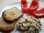 Dietetyczna pasta z wędzonej makreli - nie tylko na kanapkę !