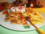 Gyros domowy z kurczaka