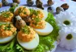 Jaja faszerowane Pastą Jajeczną