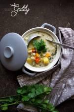 Klasyczna zupa kalafiorowa