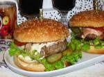 Kolacja we dwoje czyli burgery na ostro