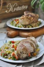 Kurczak w ziołach prowansalskich