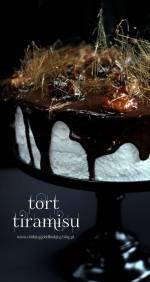 Lekki i pyszny tort tiramisu