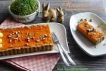 Mazurek orzechowo-marchewkowy