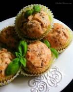 Muffiny z Pieczarkami i Serem