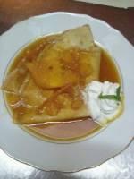 Naleśniki z pomarańczami w sosie suzette