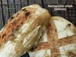 Normandzki chleb jabłkowy - wrześniowa piekarnia