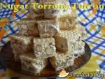 Nugat Torrone Turron w wafelku