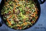 Pęczak z młodą kapustą – szybki obiad