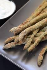 Przepis na szparagi chrupiące