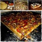 PRZEPYSZNA DOMOWA PIZZA (ciasto bezglutenowe i ciasto zwykłe)