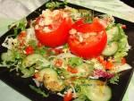 Sałatka pomidorowa do grilla