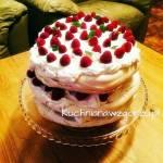 Tort bezowy pyszny i prosty w zrobieniu, przepis