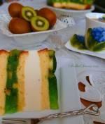 Tort - Ciasto z Owocami Kiwi