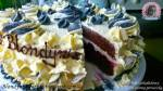 Tort z Musem z Czarnej Porzeczki