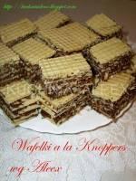 Wafelki à la Knoppers wg Aleex