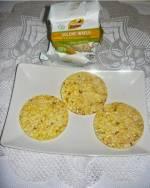 Wafle extra cienkie ryżowe