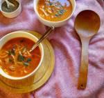 Włoska zupa z fasoli