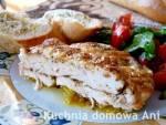 Zapiekanka z kurczakiem i porem