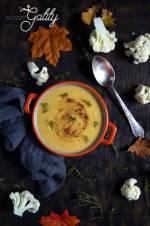 Zupa krem serowo-kalafiorowa