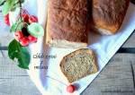 Żytni chleb z melasą i kuminem  - wyzwanie