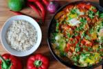 Menemen - turecka jajecznica