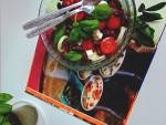 Pomysł na prostą sałatkę: sałatka z fasoli czerwonej.