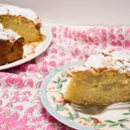 Francuska tarta z gruszkami / French Pear Tart - Gâteau Fondant Aux Poires
