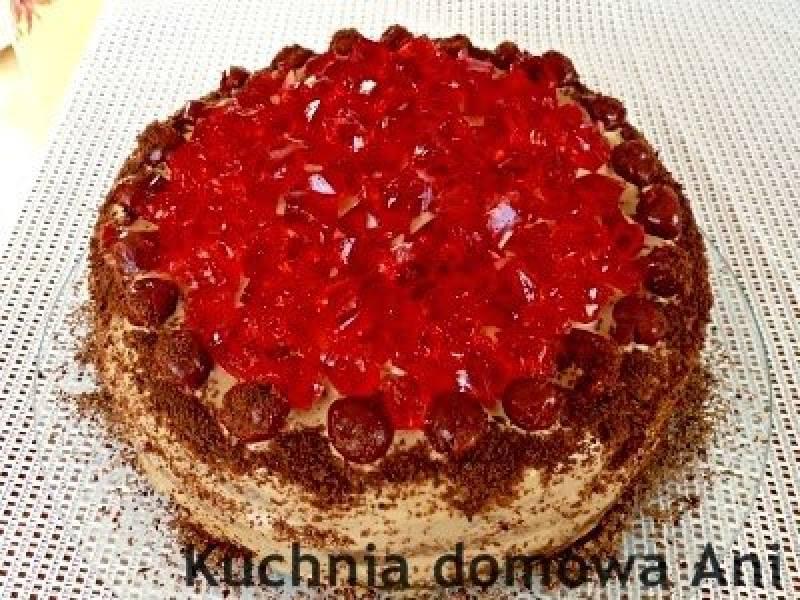 Przepis Na Tort Czekoladowy Z Wisniami Kuchnia Domowa Ani