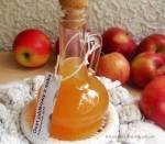 Ocet  jabłkowy z soku