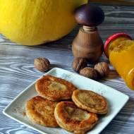 Pełnoziarniste, dyniowe pancakes