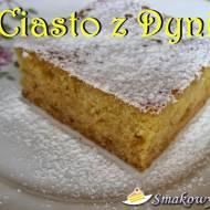 Ciasto z dyni (łatwe)
