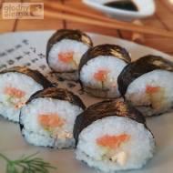 Najlepsze sushi - futomaki z melonem