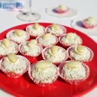 Ciasteczka kokosowo - migdałowe a la Rafaello (bez glutenu, mleka i jajek)