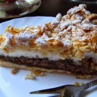 Kalafior - ciasto tarte (bezglutenowe)