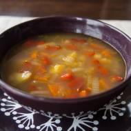 Prosta, szybka, aromatyczna... czyli wegetariańska zupa marokańska!