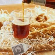 Paluchy z piwnego ciasta...do piwa i nie tylko - Październikowe Wyzwanie Blogerek