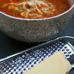 Szybka zupa warzywna