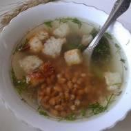 Zupa orkiszowa