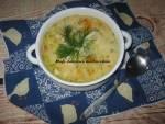 Zupa z kluskami z  multicookera