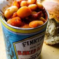 FINKTON's BAKED BEANS z gry BIOSHOCK – fasola w sosie pomidorowym