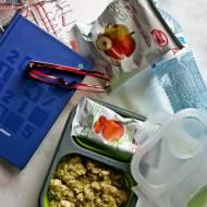 Kurczak z pesto, czyli pomysł na lunchbox.