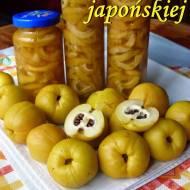 Syrop z pigwy japońskiej