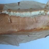 Ciasto z białek.