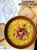 ZUPA KAPUŚCIANA Z ZIEMNIAKAMI – SKYRIM – Cabbage potato soup
