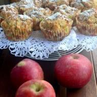 Muffiny / babeczki jabłkowe