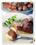 Sernik czekoladowy z mascarpone