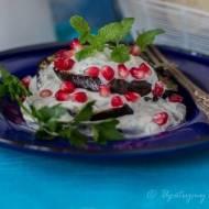 Bakłażan w sosie jogurtowym