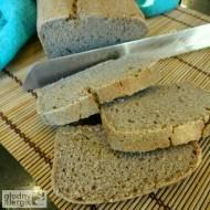 Chleb gryczany (bez glutenu, mleka i jajek)