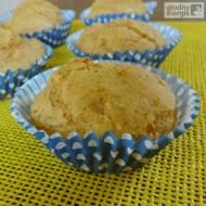 Muffinki z batata (bez glutenu, mleka i jajek)